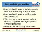 outreach opportunities16