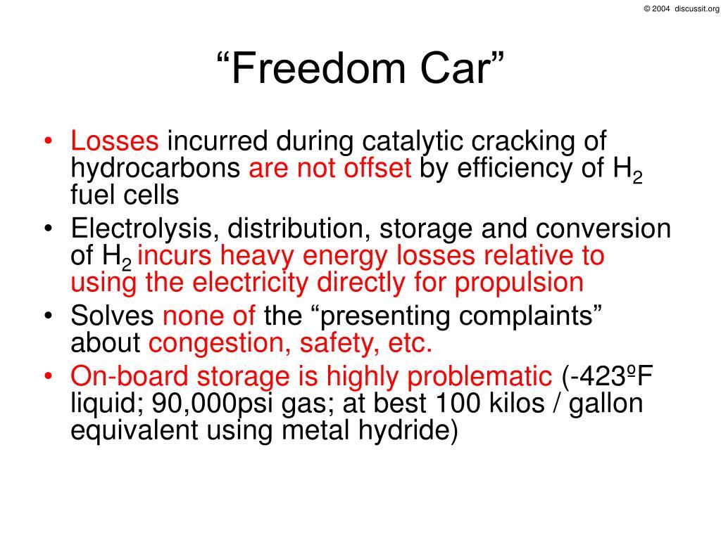 """""""Freedom Car"""""""