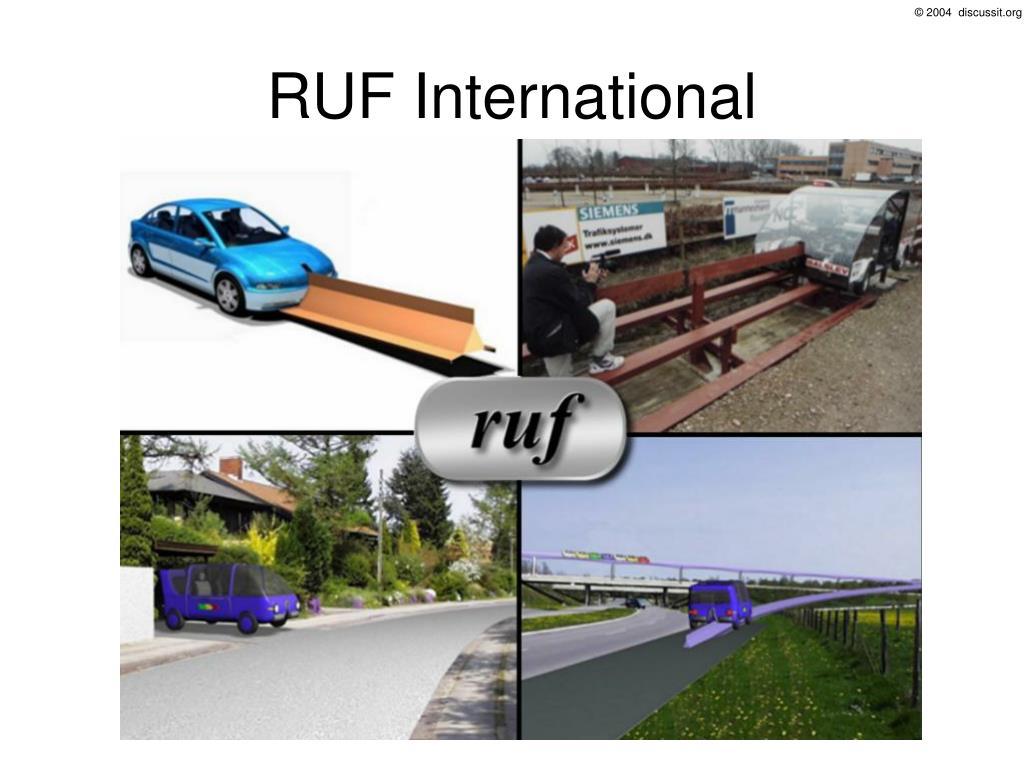 RUF International