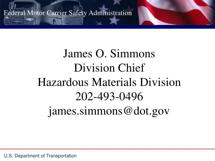 James O. Simmons