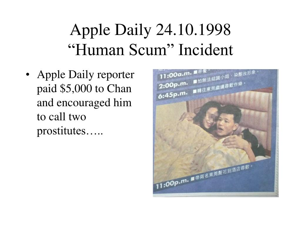 Apple Daily 24.10.1998
