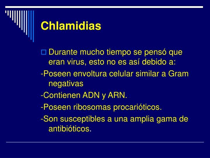 Chlamidias