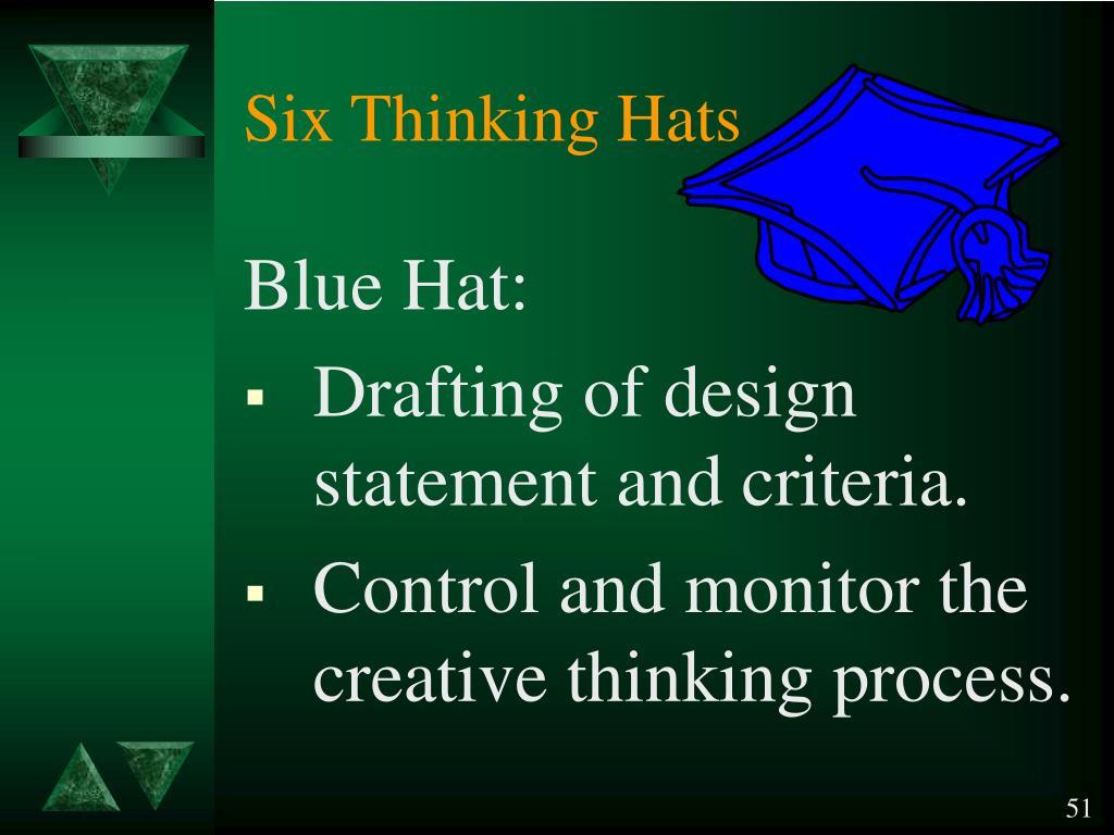Six Thinking Hats