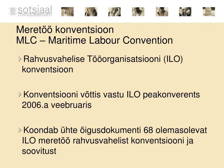 Meretöö konventsioon