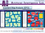 content map analysis epo