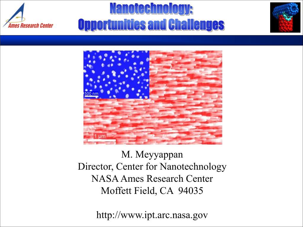 Nanotechnology: