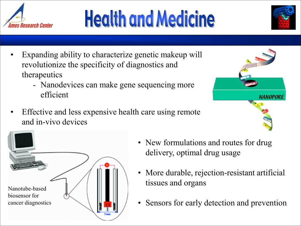 •Expanding ability to characterize genetic makeup will