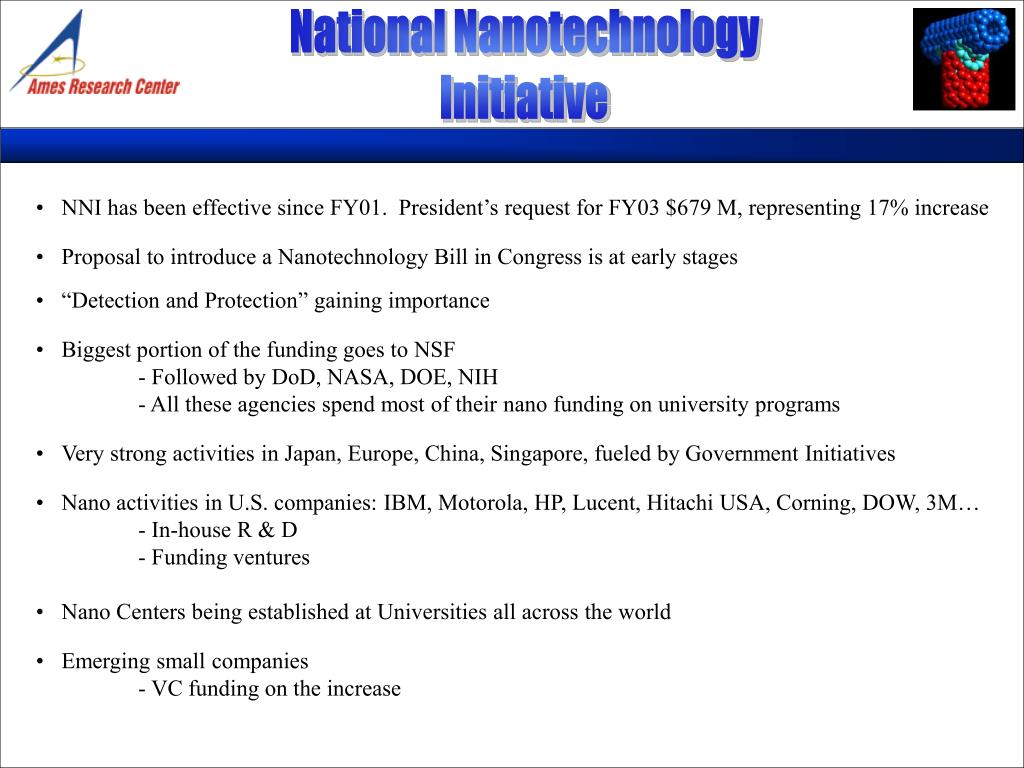 National Nanotechnology