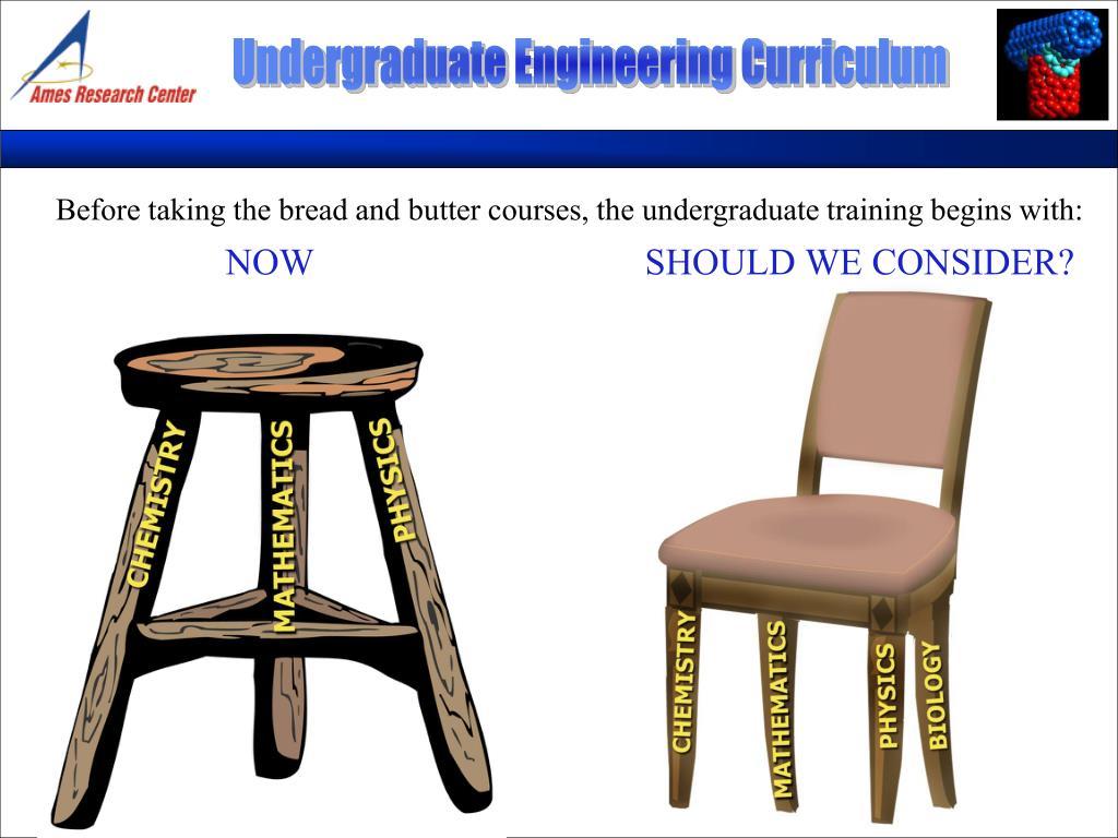 Undergraduate Engineering Curriculum