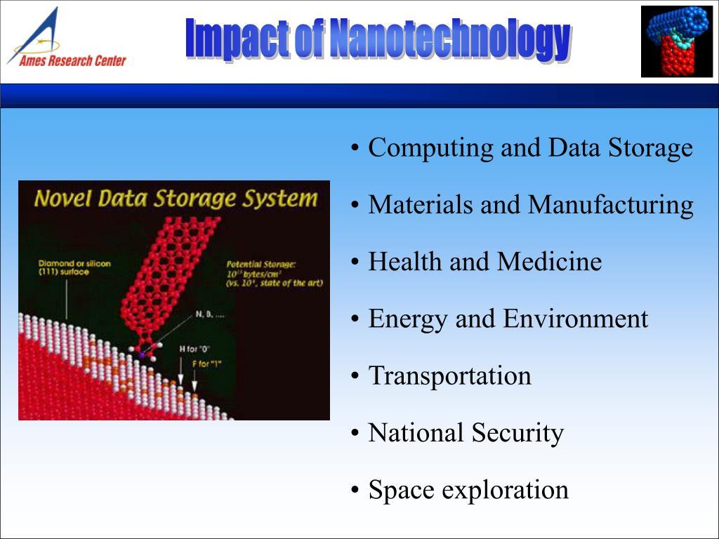 Impact of Nanotechnology