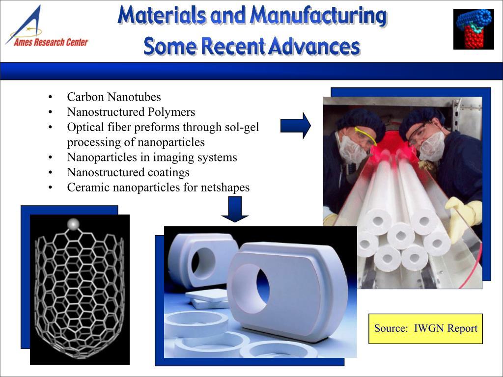 •Carbon Nanotubes