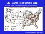 us power production map