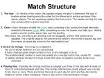 match structure