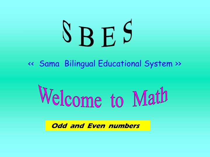 S B E S