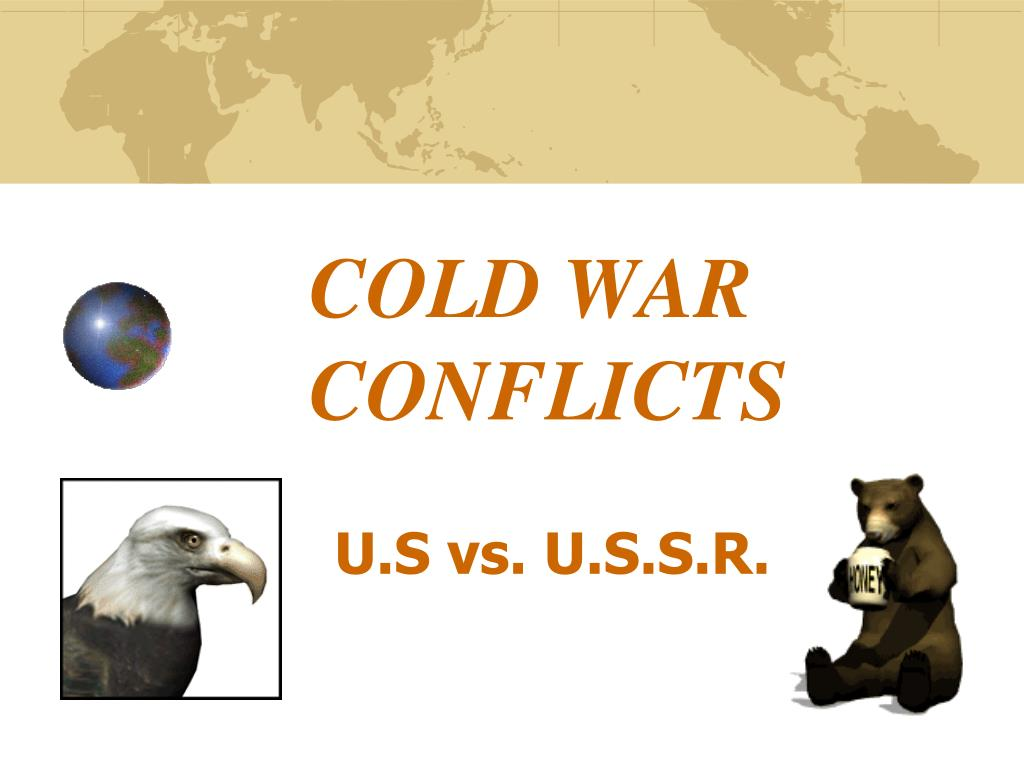 cold war conflicts l.
