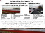 gesellschafterversammlung 2011 b rger solar barmstedt 2 gbr projektsteckbrief