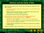 vietnam and the seeds of war