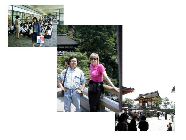 Japan ishpc99 kyoto nara may 1999