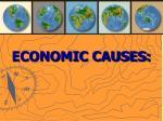 economic causes28
