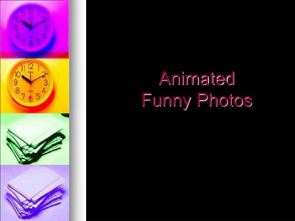 animated funny photos l.