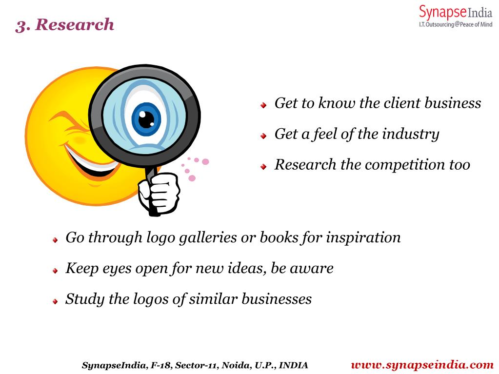 3. Research