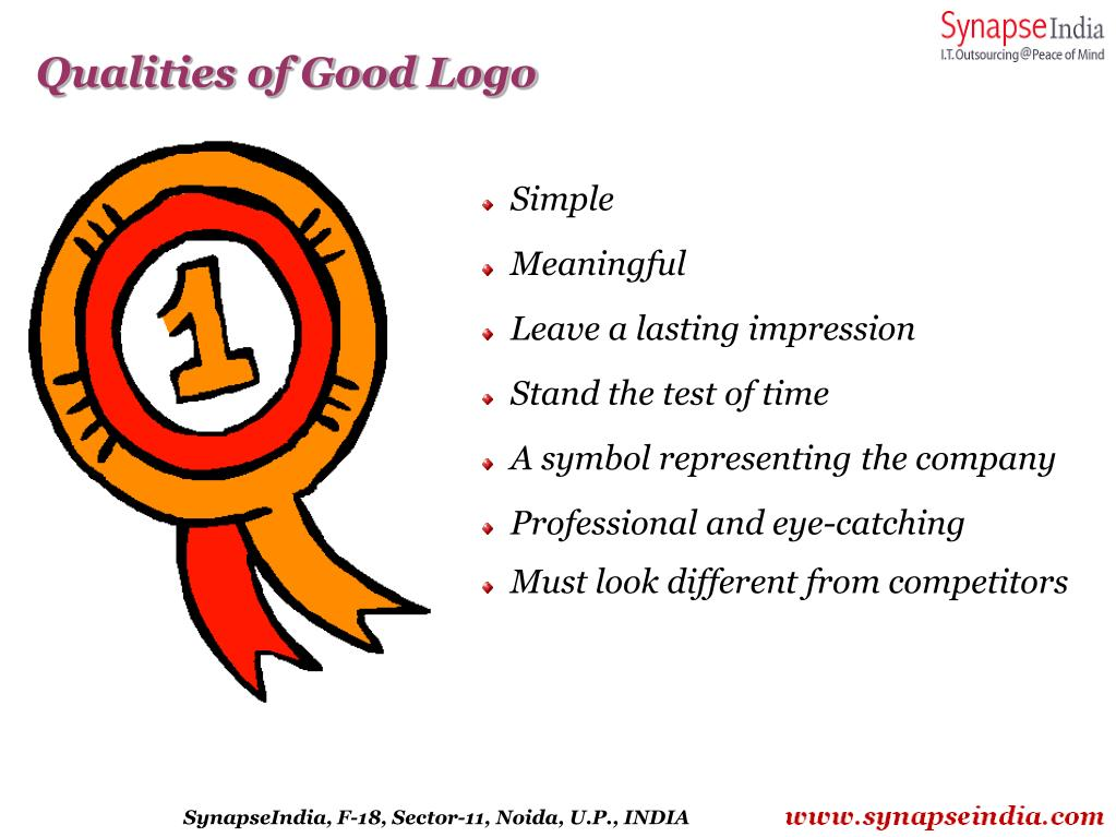 Qualities of Good Logo