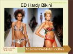 ed hardy bikini6