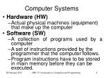 computer systems9