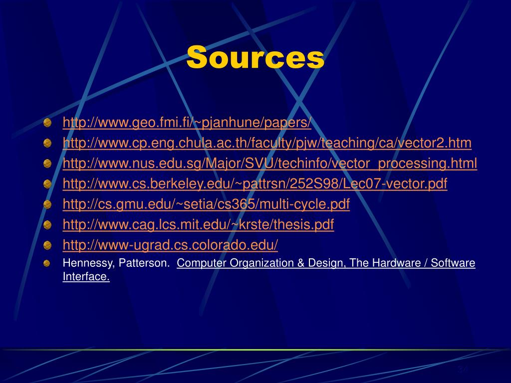 Ppt Vector Processors Powerpoint Presentation Free Download Id 90189