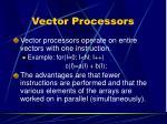 vector processors2