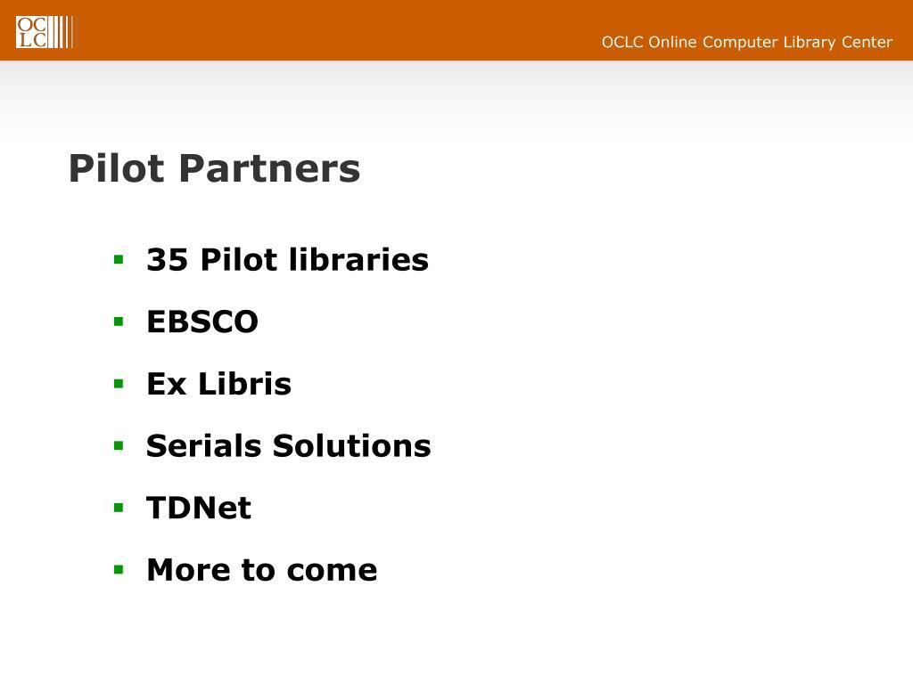 Pilot Partners