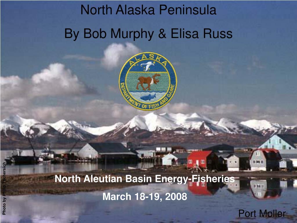 title slide w port moller photo l.
