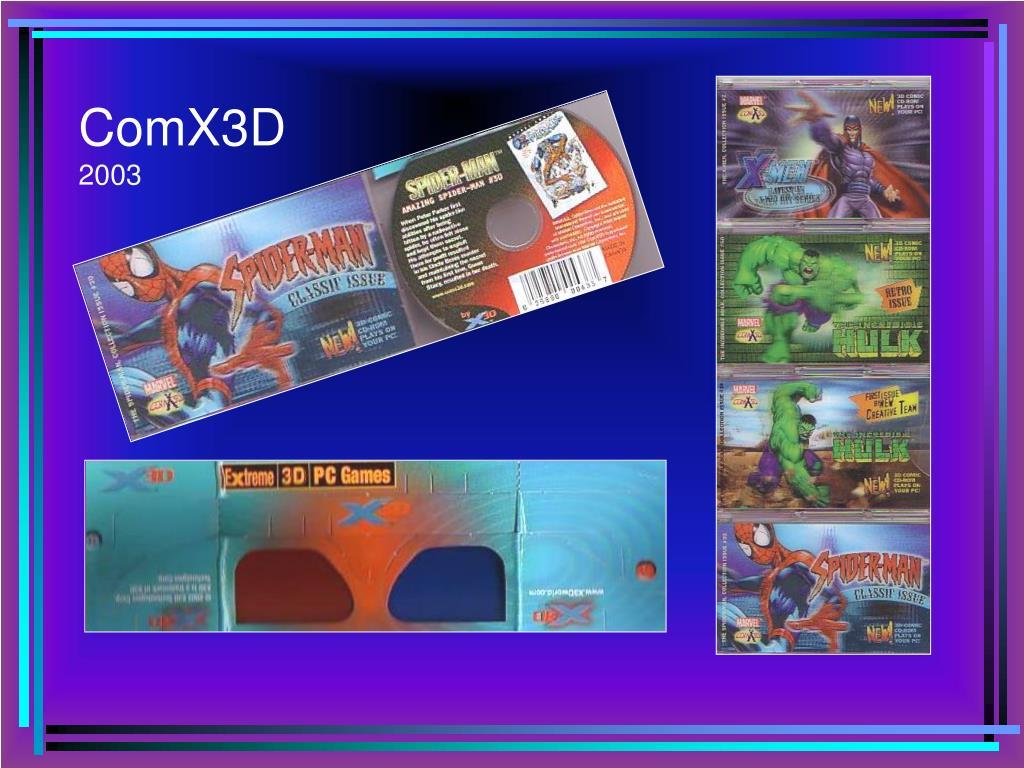 ComX3D