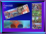 comx3d 2003