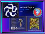 heart of empire bryan talbot 2001