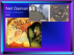 neil gaiman audio collection 2004