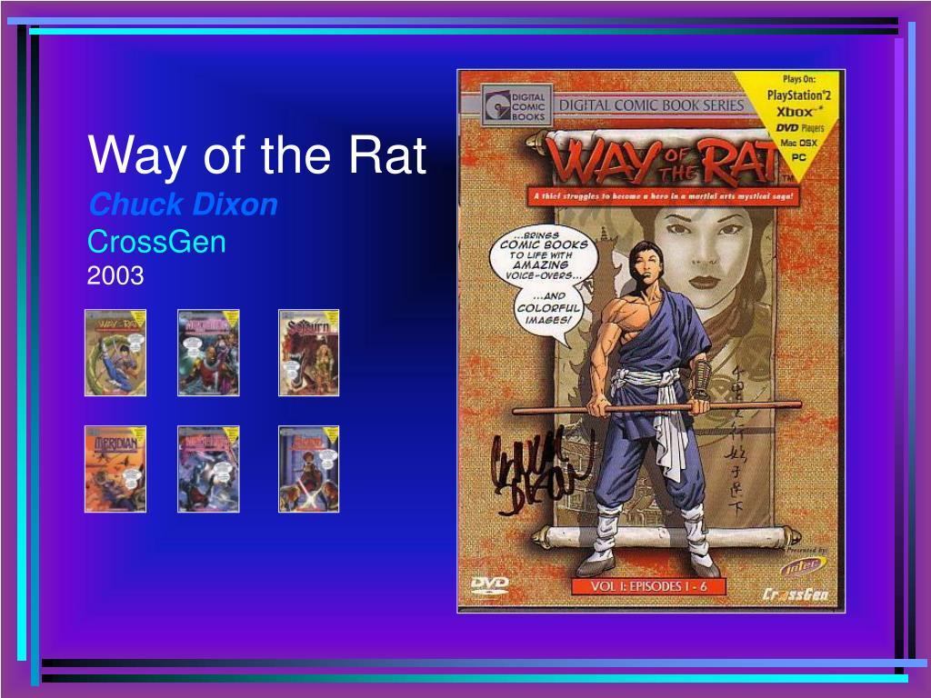 Way of the Rat