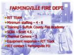 farmingville fire dept