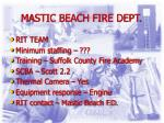 mastic beach fire dept