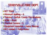terryville fire dept