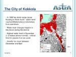 the city of kokkola