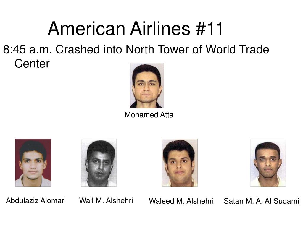 American Airlines #11