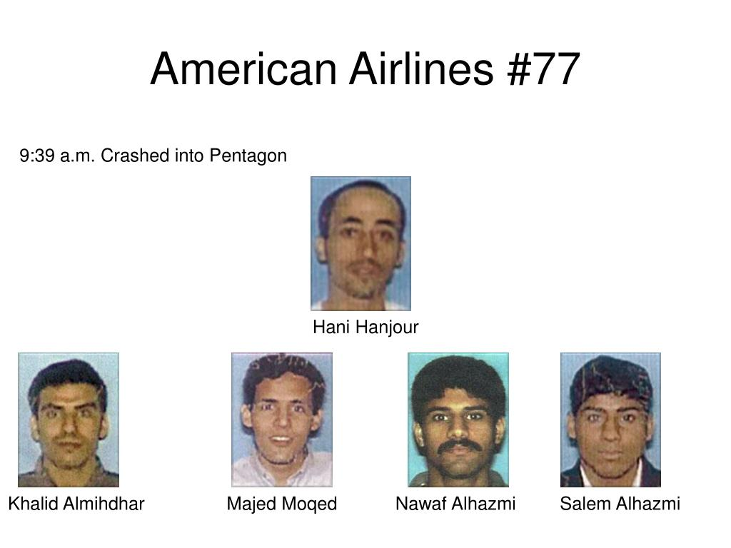American Airlines #77