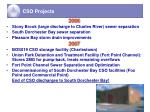 cso projects