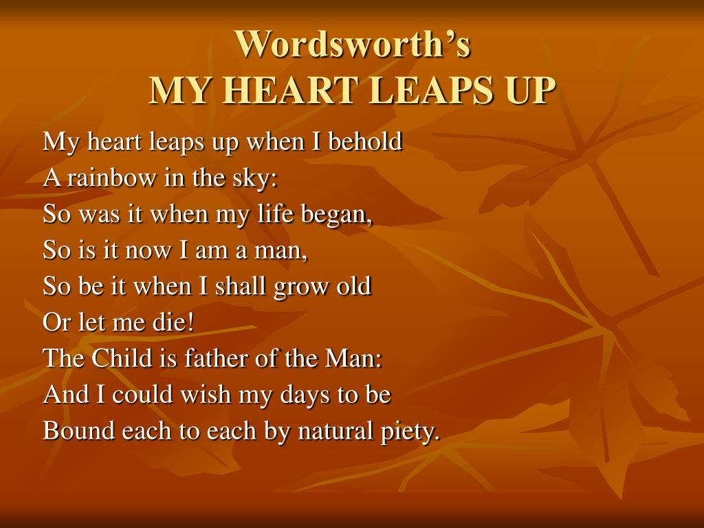 Wordsworth's