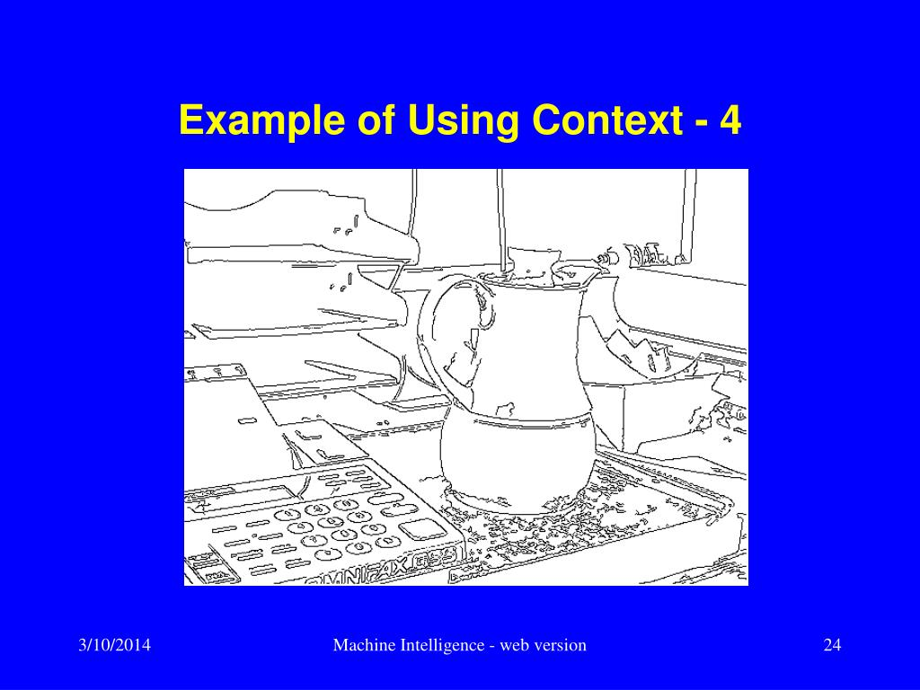 Example of Using Context - 4