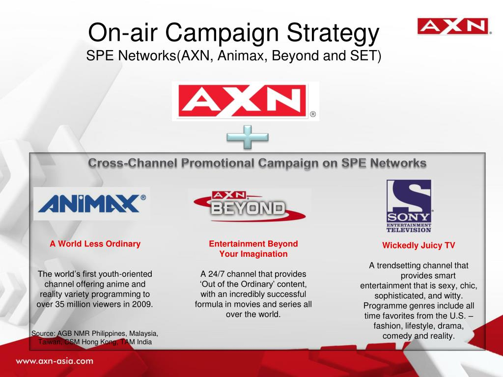 On-air Campaign Strategy