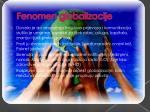 fenomen globalizacije