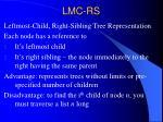 lmc rs