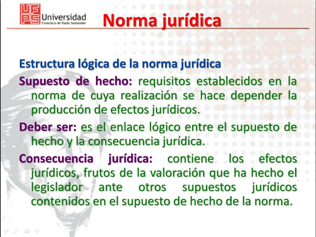 Ppt Norma Jurídica Powerpoint Presentation Free Download